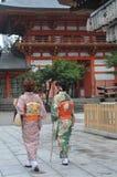 Japanese Kimono Geisha Royalty Free Stock Photos