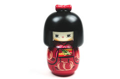 Japanese Kokeshi doll Royalty Free Stock Photo