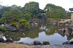Japanese Lake Royalty Free Stock Photography
