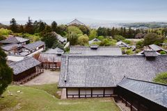 Japanese landmark Stock Photo