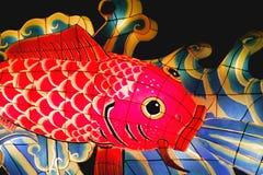 Japanese lantern. Close up shot Royalty Free Stock Photos