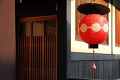 Japanese lantern Stock Image