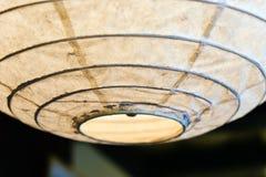 Japanese lantern. Detail image of Japanese lantern Royalty Free Stock Photo