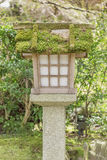 Japanese lantern Royalty Free Stock Photo