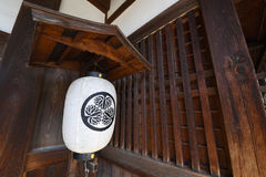 Japanese Lantern Royalty Free Stock Image