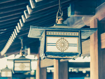 Japanese lantern Stock Photos