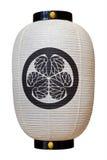 Japanese Lanterns Stock Photography