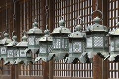 Free Japanese Lanterns Stock Image - 25597431