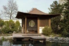 Japanese lodge Stock Photos