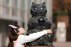 Japanese lolita Royalty Free Stock Photography