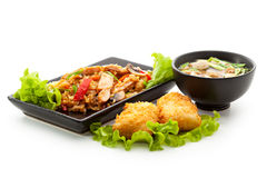 Japanese Lunch Stock Image