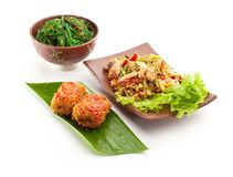 Japanese Lunch Royalty Free Stock Photo