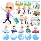 Japanese mafia yakuza men_travel Stock Photos