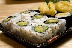 Japanese Maki Sushi food Stock Photo