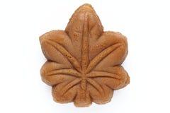 Free Japanese Maple Leaf Shaped Cake Royalty Free Stock Image - 79037126