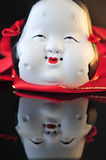 Japanese Mask Stock Photo