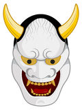 Japanese Mask (Noh) Stock Images