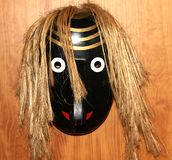 Japanese Mask Royalty Free Stock Photos