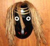 Japanese Mask. Photo taken in 2011, Okinawa, Japan Royalty Free Stock Photos