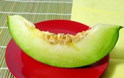 Japanese melon fruit Stock Images