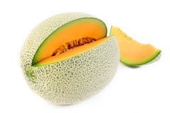 Japanese melon orange Stock Photography