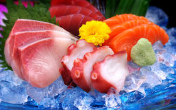 Japanese Mix sushi Stock Photography