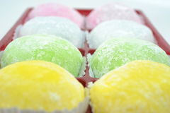 Japanese Mochi Royalty Free Stock Photography
