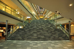 Japanese modern architecture, shopping centre Stock Photo