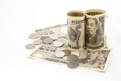 Japanese Money Stock Image