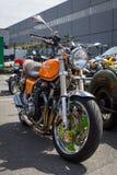 Japanese motorcycle Kawasaki Kz1000 Stock Photography
