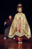 JAPANESE NOH THEATRE Stock Image