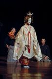 JAPANESE NOH THEATRE Stock Photos