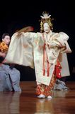 JAPANESE NOH THEATRE Royalty Free Stock Image