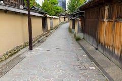 Japanese Nomura Samurai House Royalty Free Stock Photos