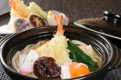 Japanese noodles Royalty Free Stock Photography