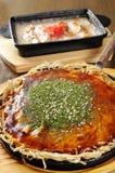 Japanese noodles Stock Image