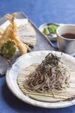 Japanese Noodles Soba Royalty Free Stock Photo