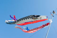 Japanese Obon Festival decoration Royalty Free Stock Photography