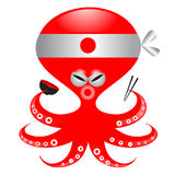 Japanese Octopus Stock Photos