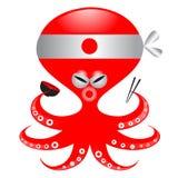 Japanese Octopus Stock Photos