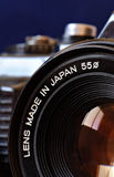 Japanese optics Royalty Free Stock Photo