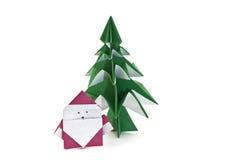 Japanese origami Royalty Free Stock Photos