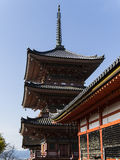 Japanese pagoda Stock Photos