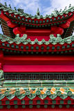Japanese Pagoda Stock Photography