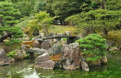 Japanese park Stock Photos