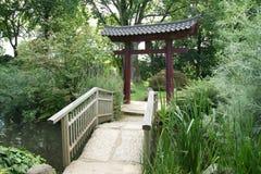 Park in Köln. Japanese park in Köln, Germany royalty free stock photos