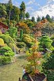 Japanese park Stock Image