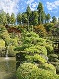 Japanese park Royalty Free Stock Photography