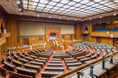 Japanese Parliament Stock Image