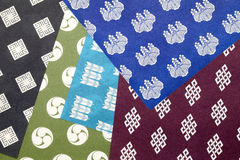 Japanese pattern Royalty Free Stock Photos